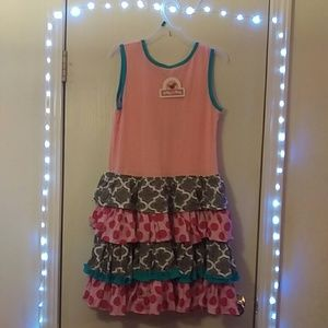 Jelly The Pug Dresses - Girls jelly the pug size 14 dress nwt